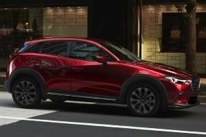 2019 Mazda CX-3 Launched With $20,795 MSRP