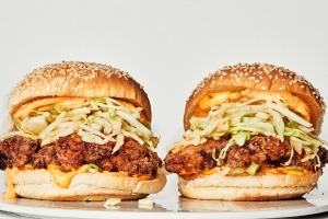 Behold: a Fried Chicken Sandwich Recipe You Can Actually Make at Home