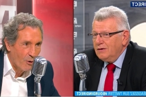 Bourdin Direct : Christian Eckert tacle Macron et le traite de