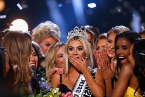 Miss Nebraska Beats 50 Competitors to be Crowned Miss USA