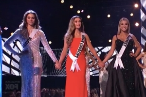Miss USA 2018: And the Winner Is...