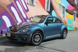 Review: 2018 Volkswagen Beetle Coupe Coast Edition
