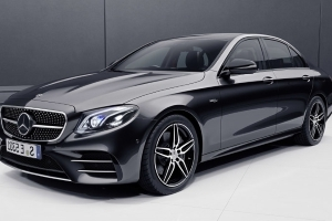 2019 Mercedes-AMG E53 sedan brings straight-six power to the traditional sedan