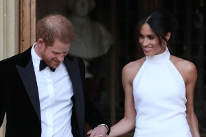 Prince Harry and Meghan Markle's first dance song has been revealed