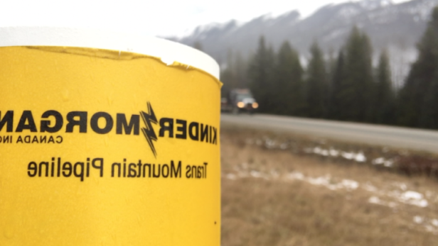 a close up of a sign: The City of Vancouver claimed the province failed to engage in proper consultation or environmental assessment. The Squamish Nation argued that the province should have done a further assessment to make up for a flawed NEB process.