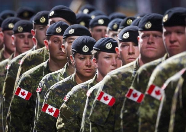 Canada: Military looks at foreign recruits to boost ranks