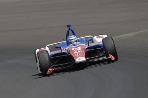 Carb Day: Tony Kanaan is fastest in final practice for Sunday's Indy 500