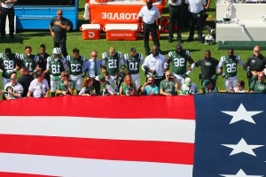 Jets, NFL could be on an anthem collision course
