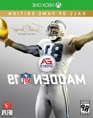 a25b63094 Sport   Madden NFL 19  special edition cover to feature Terrell ...