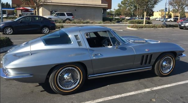 Slide 13 of 36: 1965-Chevrolet-Corvette.jpg