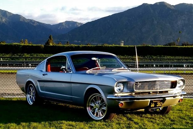 Slide 14 of 36: 1966-Ford-Mustang-Fastback.jpg