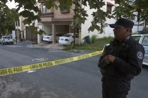 Journalist found dead in 'pool of blood' at home in northern Mexico