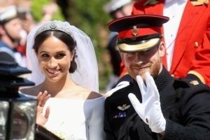 This is the adorable way Meghan Markle and Prince Harry named their royal wedding seating plan