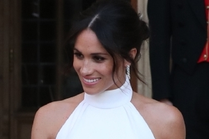 Searches for Meghan Markle's wedding dress surge
