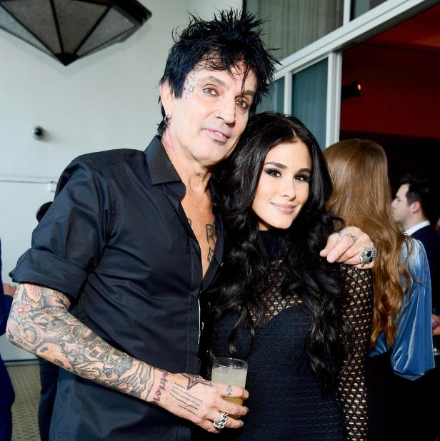 8360a15834 Entertainment  Did Motley Crue s Tommy Lee Marry Brittany Furlan in ...