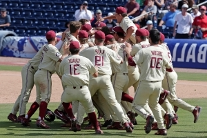Defending champ Gators top seed in NCAA baseball tournament