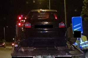 Gardai stop driver for speeding in Kildare to find they never had a driving licence