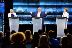 Horwath slams Ford on his home turf