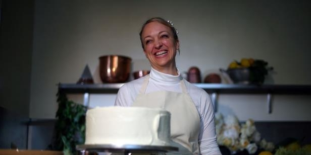 Royal wedding cake baker Claire Ptak will be attending the Big Feastival this summer: Learn the tricks of the royal wedding cake baker
