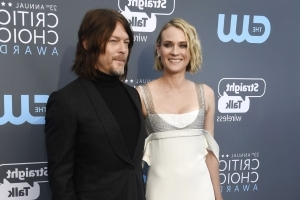Report: Diane Kruger Is Expecting Her First Child With Boyfriend Norman Reedus
