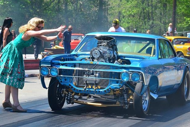 Slide 1 of 376: 001-Greer-Dragway-HOTROD-Revival.jpg