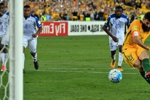 Socceroos World Cup's best when it come to penalties - study