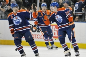 That moment when it hits home the Oilers problems on the wing aren't likely going away