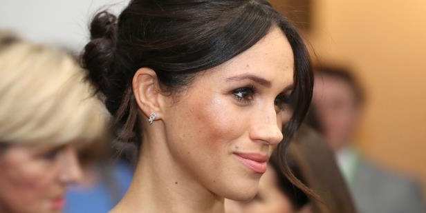 The Duchess of Sussex has credited this trend for her perfectly taut cheeks and jawline.: Meghan Markle's Trendy Anti-Aging Trick