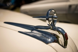 Badges and Hood Ornaments from the Fallbrook Car Show