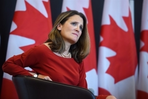 Canada ready with list of possible targets if Trump's steel tariffs go into effect