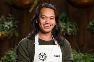 Masterchef's Khanh Ong: From partying to pastry!