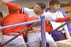 May 31, 1984: When the Reds and Cubs had a wild day and Mario Soto went ballistic