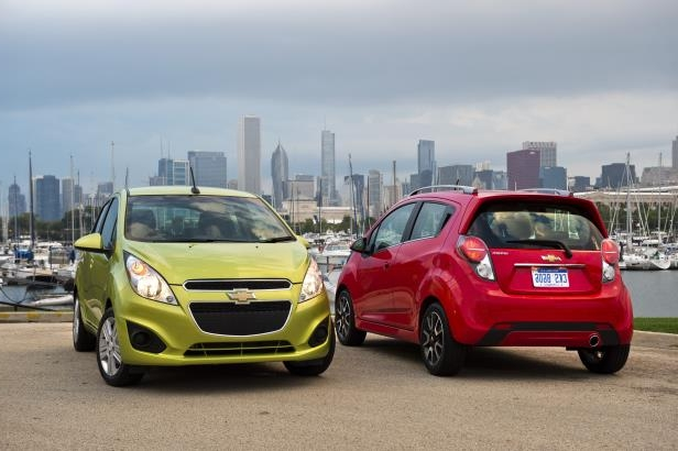 Buying Used: 2013-2017 Chevrolet Spark: 2015 Chevrolet Spark