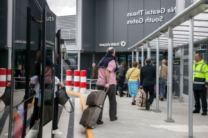 'Chaos' in Dublin Airport as evacuation alarm rings in Terminal one after fault