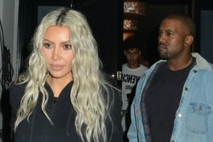 Kanye West raps about Kim Kardashian's reaction to slavery comments