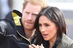 Meghan Markle is apparently 'stoked' about being a Duchess
