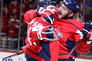 Ovechkin 'pretty sure' Kuznetsov will suit up in Game 3