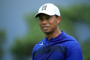 Tiger Woods fires 67 in promising but strange Friday at Memorial
