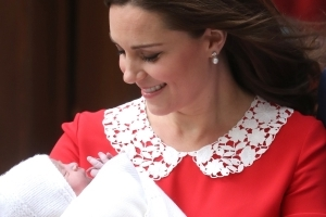 Prince Louis' christening details revealed by Carole Middleton?
