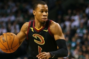 Rodney Hood on playing for Cavaliers: 'It has been tough'