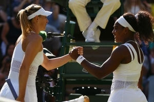 Seismic Serena-Sharapova duel looked inconceivable