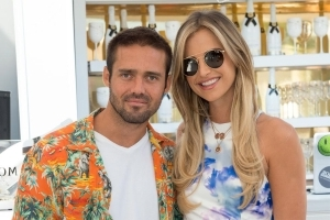 Spencer Matthews and Vogue Williams to marry in secret?