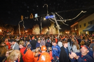 Toomer's Oaks in good condition after being replaced