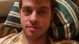 a person looking at the camera: Dominic Kardasiewicz was last seen in the Bloor and Lansdowne area on the evening of May 25.