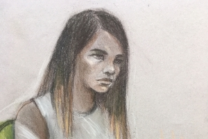 Britain's youngest female terror plotter guilty over Westminster knife plan