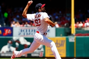 Cardinals starter Michael Wacha takes no-hitter into 9th against Pirates