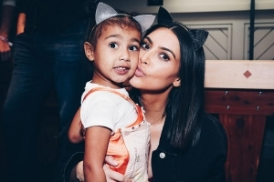 Kim Kardashian throws North West and Penelope Disick epic joint unicorn-themed birthday party!