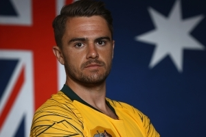 Rising star Risdon puts life on hold in pursuit of World Cup glory