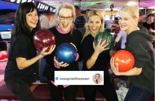 Big Little Lies cast night out: Nicole Kidman, Reese Witherspoon, Meryl Streep and Shailene Woodley