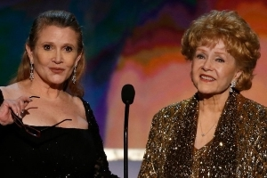 Debbie Reynolds 'willed herself' to die one day after Carrie Fisher's death, Todd Fisher says
